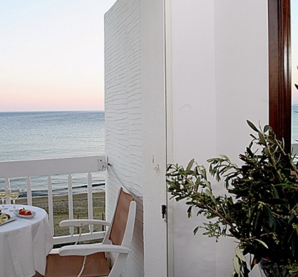 Tinos Beach Aegean Room