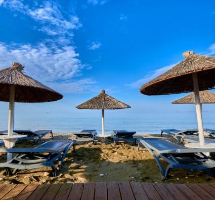 Kionia Beach