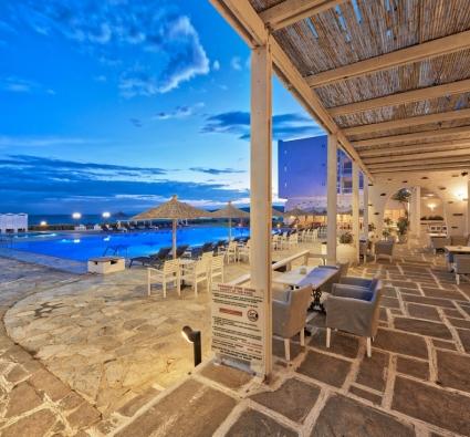 Tinos Beach Hotel Pool