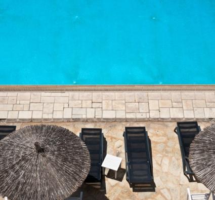 Tinos Beach Pool