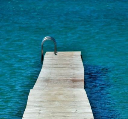 Tinos Beach Hotel beach bar