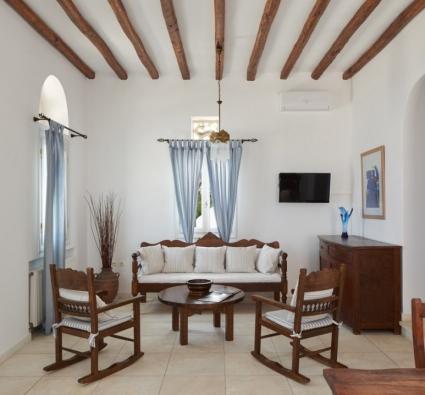 White Marble Villa